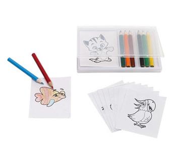 Set Dibujo Niños – Kaichile Regalos publicitarios 21ee74d488